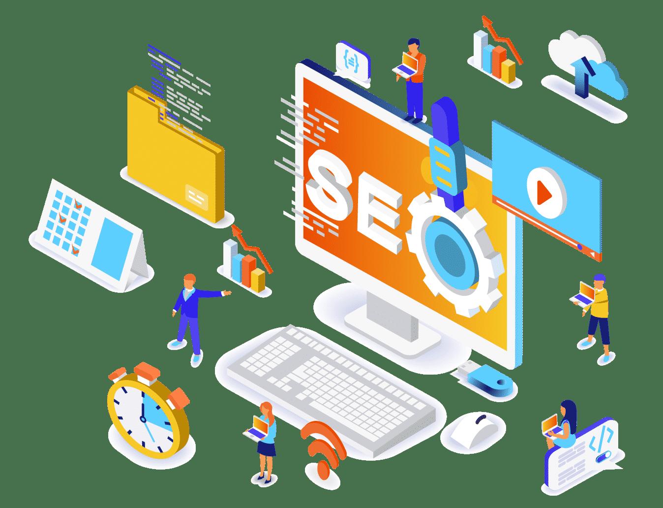 Seo webite tổng thể