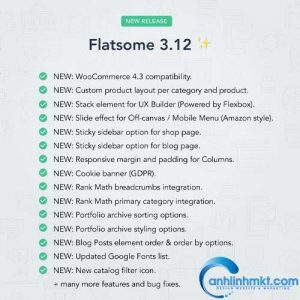 Theme-Flatsome