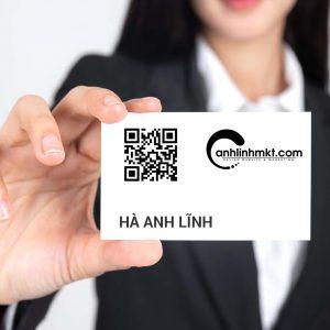 Card Visit cá nhân thông minh