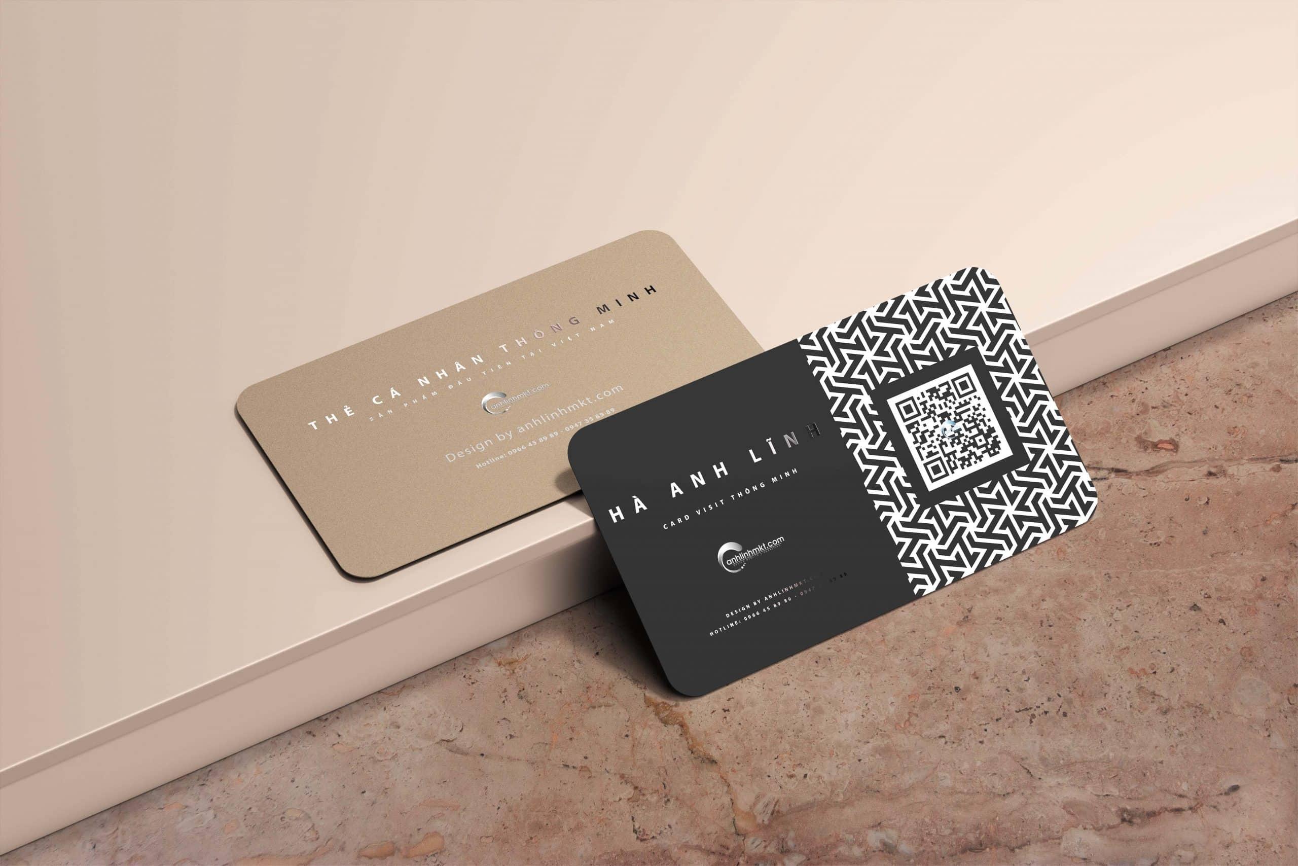 Thẻ cá nhân thông minh