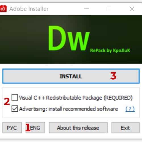 Crack Adobe Dreamweaver