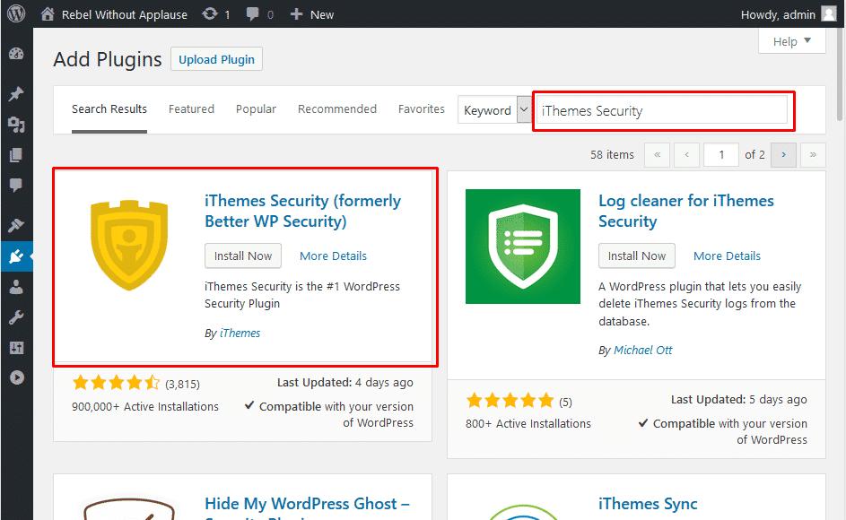 Plugin Ithemes Pro