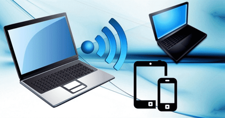 Cách phát Wifi từ Laptop
