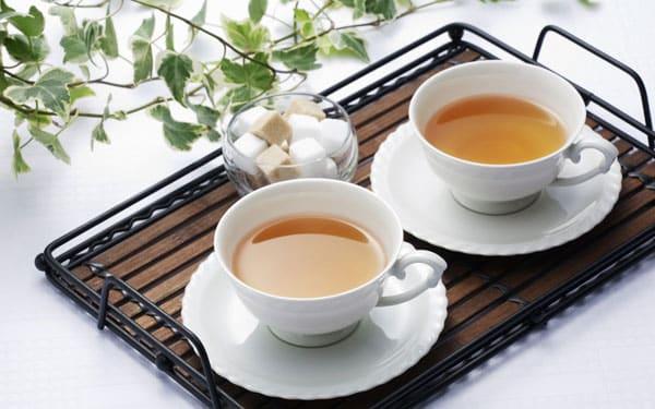 Hướng dẫn uống Trà Sâm Hồng