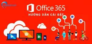 Hướng dẫn cài đặt office 365